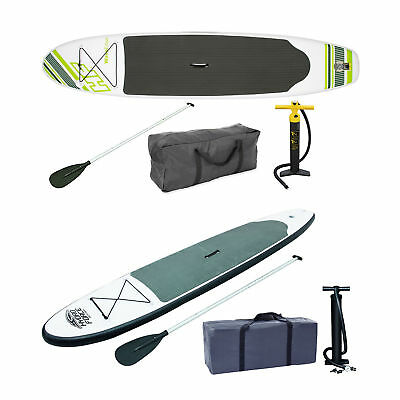 Bestway Inflatable Hydro Force Stand Up Paddle Board, Green