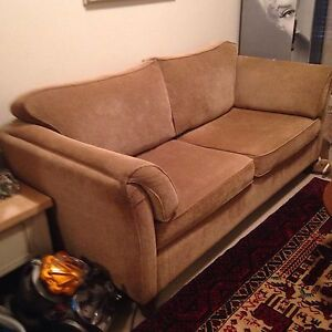 3 seater couch Monterey Rockdale Area Preview