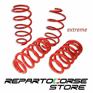 KIT-4-MOLLE-SPORTIVE-RIBASSATE-REPARTOCORSE-EXTREME-60-50mm-AUDI-80-B2-1-6