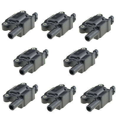 8 PCS IGNITION COILS UF413 12611424 12570616 Q8UCA413 For 05-14 Chevrolet GMC
