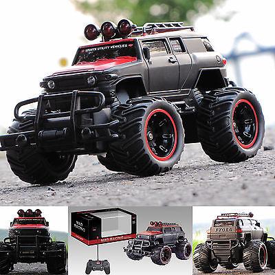 RC ferngesteuertes Auto Monstertruck Truck Car 22 cm Lang inkl. Funkfernsteurung