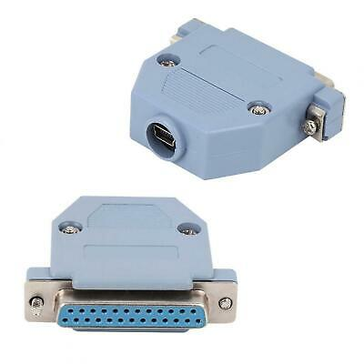 Usb To Parallel Converter Cable Cnc Controller For Mach3 High Speed Adapter New