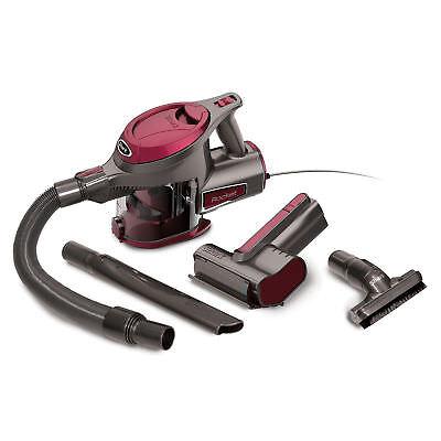 Shark Rocket Hv292 Burgundy Light Corded Handheld Vacuum Certified Refurbished