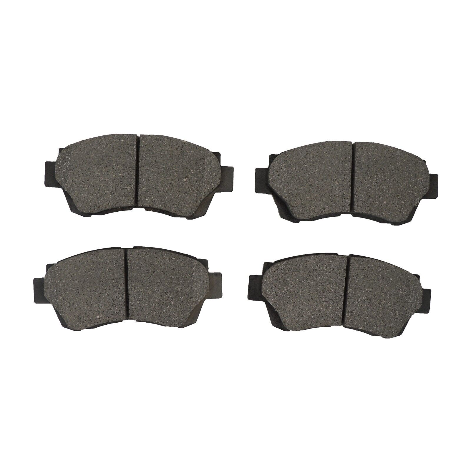 Set of Front  Brake Pads for 2002 2003 2004 Toyota Camry ALL TYPES WITH SHIMS