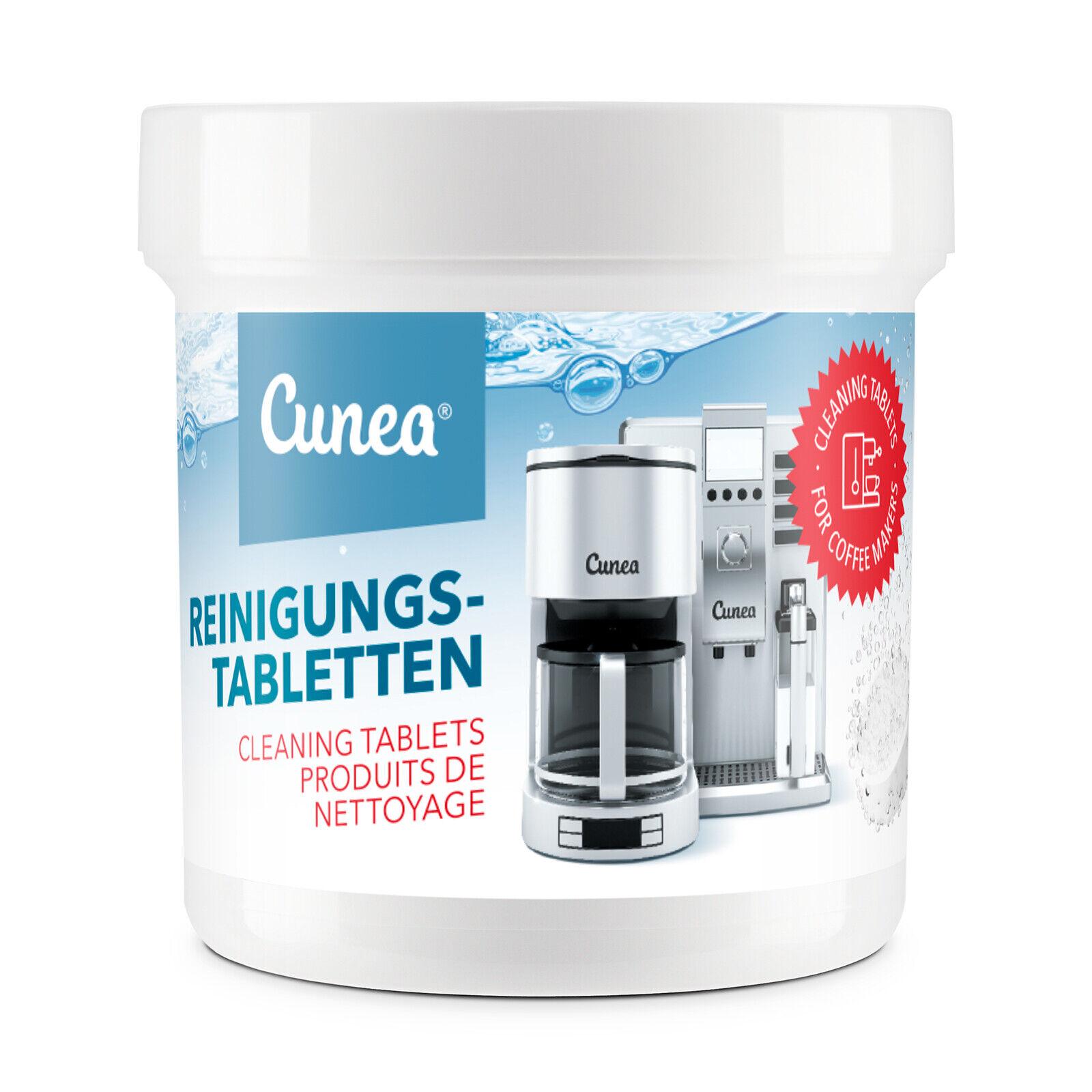 Reinigungs tabletten für Kaffeevollautomat und Kaffeemaschinen 50 Tabletten a 2g