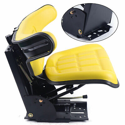 Tractor Suspension Seat Cushion For John Deere 2120 2130 2140 2150 2155 2240 Usa