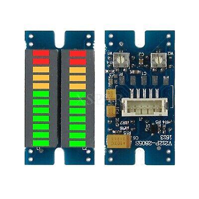 Led Music Audio Spectrum Indicator Stereo Vu Meter Volume Level Display Module