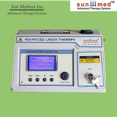 Advanced Chiropractic Low Level Laser Therapy Lllt Cold Physiotherapy Machine