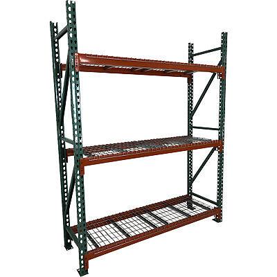 Ak Heavy-duty Pallet Rack Wire Deck - 34in.w X 30in.d X 2in.h Model