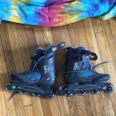 K2 ExtremeZ Inline Roller Blades Men's Size 8 K2 Sporting Goods