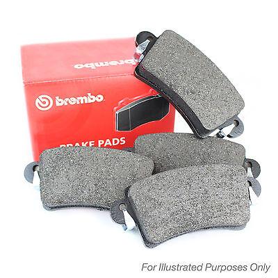 Genuine Brembo Rear Brake Pads - P85020