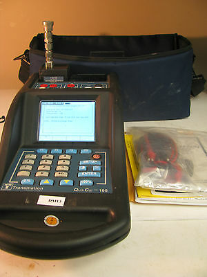 Transmation Quikcal 190 Multifunction Pressure Calibrator - 0-100 Psi - Dm13
