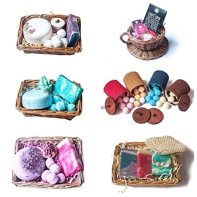 Bath Bomb / Soap Hampers & Gift Boxes - Pamper gift sets Amazing