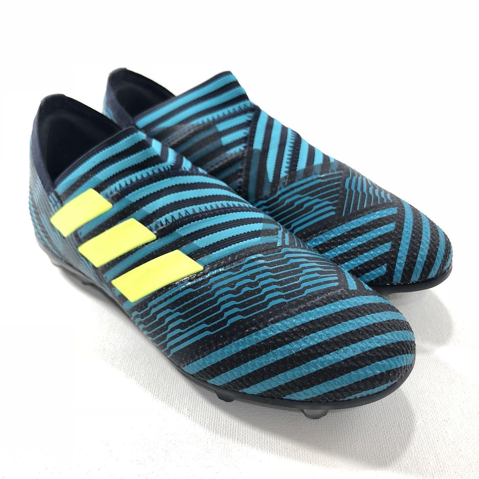 f68bd11e05e7 Details about Adidas Jr Nemeziz Messi 360 Agility FG Soccer Cleats S82411  Size 4.5Y Womens 6