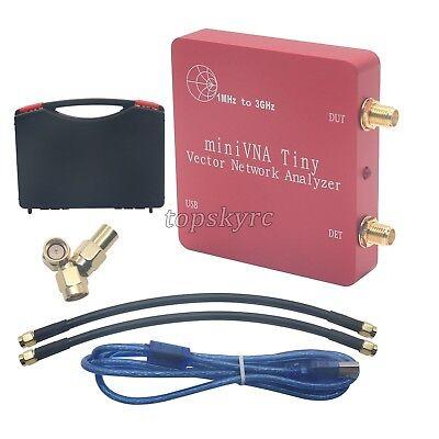 1m-3ghz Vector Network Analyzer Minivna Tiny Vhfuhfnfcrfid Signal Generator