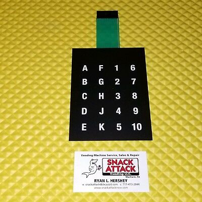Lektro - Vend Vs99 Snack Vending Machine Key Pad - Free Ship