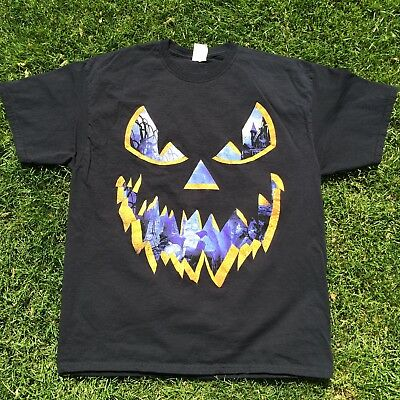 Scary Halloween Jack-o'-lantern Mens t-shirt tee shirt size Extra Large XL boo - Boo Halloween Special