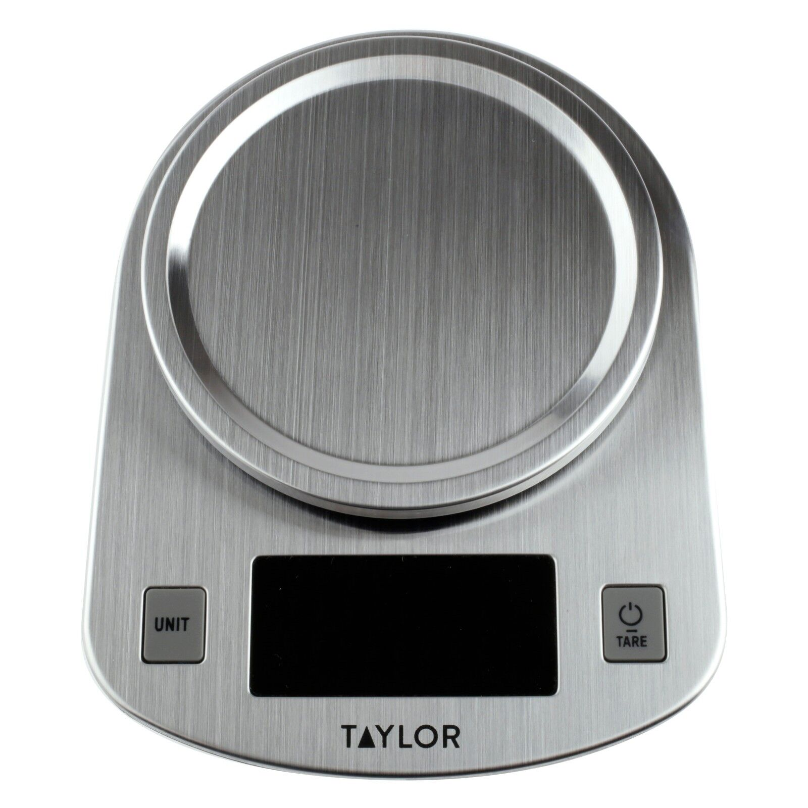 New Taylor, Stainless Steel, LED Kitchen Scale, 11 LB Capaci
