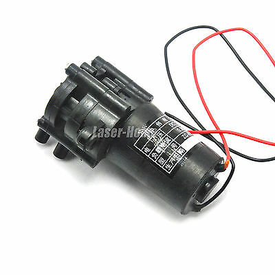 12v Zc-a210 Mini Plastic Gear Water Pump Groundwater Self-priming 100 Degree C