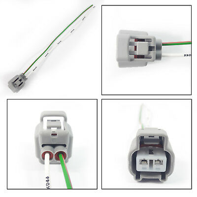 TOYOTA HONDA PLUG EXTENSION WIRING HARNESS LOOM, 2 PIN CONNECTOR