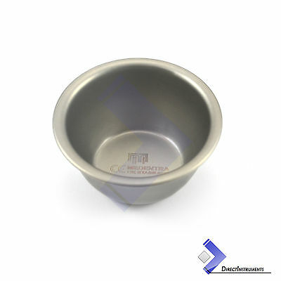 Dental Surgical Implant Laboratory Mixing Bowl Cup 50x30mm Stainless Steel Small