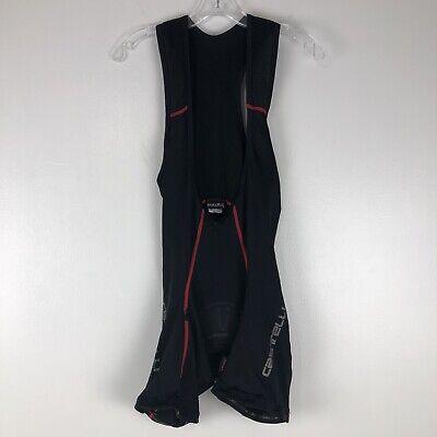 Castelli Mens Cycling Bibs Large Black Padded Shorts Techno Sport Wear covid 19 (Castelli Cycling Shorts coronavirus)