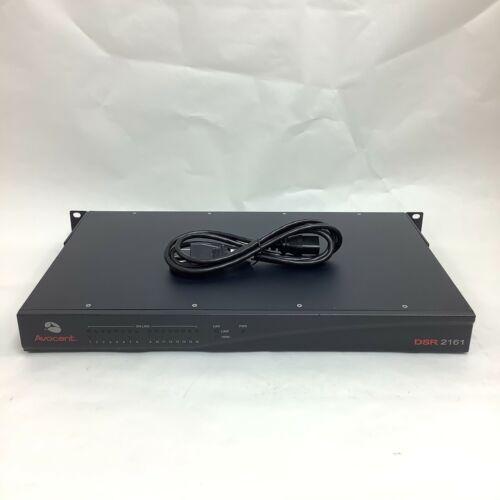 Avocent DSR 2161 16-Port Digital KVM Over IP Switch