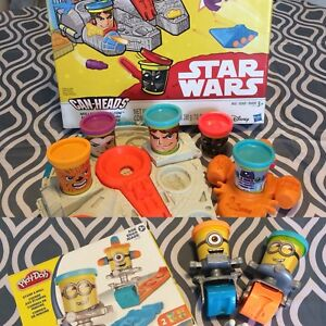 Play-Doh Can-Heads Sets