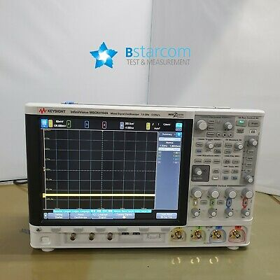 Kt Msox4154a Oscilloscope1.5 Ghz 416ch-optadvmathdvmedkmemupmsormlsgm