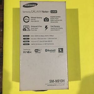 Samsung Galaxy Note 4 with Otter Box  Cambridge Kitchener Area image 4