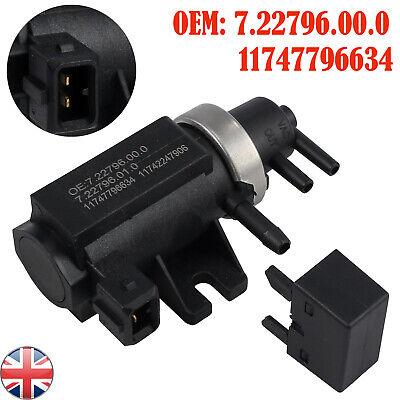 11742247906 11747796634 Turbo Boost Pressure Control EGR Solenoid Valve For BMW