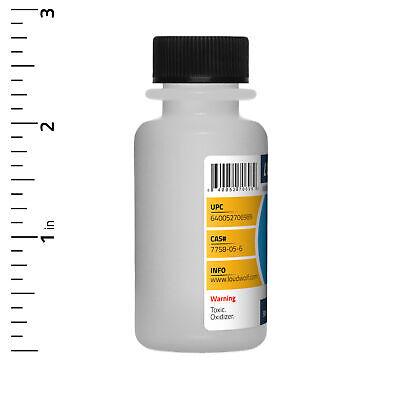 Potassium Iodate 1.4 Oz Total (4 Bottles) ACS Reagent Grade Fine Powder 1