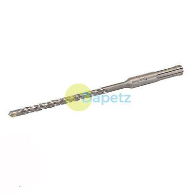Sds Plus 6mm X 160mm Long Masonry Drill Bits Industrial Quality Masonary 10 Pack