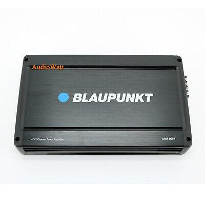 BLAUPUNKT AMP1604 4 KANAL FULL RANGE CAR AMP VERSTÄRKER 1600W MAX. SPITZENLEISTUNG