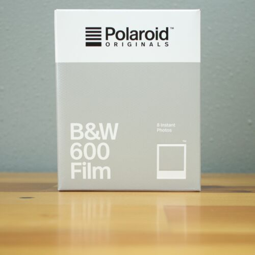 Polaroid Originals Black and White Film for Polaroid 600