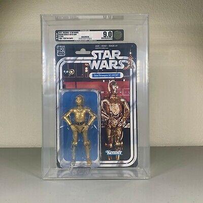 2017 AFA U9.0 Star Wars 40th Anniversary C3PO C-3PO Black Series