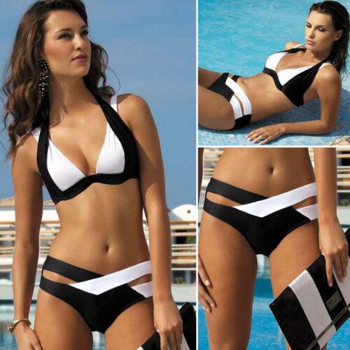 Women Sexy Bikini Monokini Swimsuit Swimwear Beach Swimming Costume Bathing Suit Clothing, Shoes & Accessories