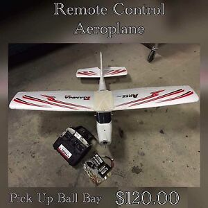 REMOTE CONTROL AIRPLANE Mackay Mackay City Preview