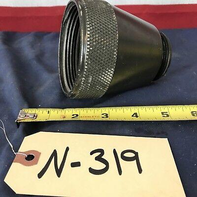 """Akron Pyrolite 2 1/2"""" to 1 1/2"""" NH / NST Reducer Coupling"""