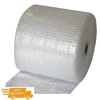 Large bubble wrap 750mm x 50m cushioning quality strong bubble 50 meters