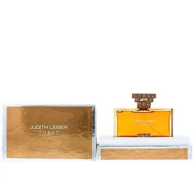 Judith Leiber Topaz Eau de Parfum 75ml Spray Women's - NEW. EDP - For Her