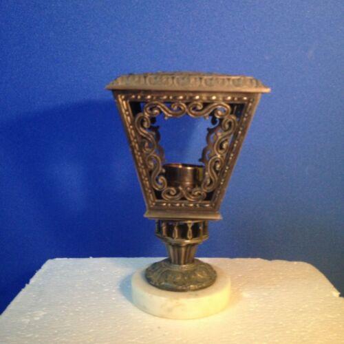 Beautiful Vintage Italian Candle Holder Lamp Style