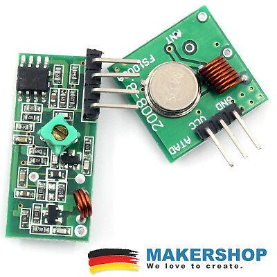 433 Mhz Sender Empfnger Rf Funk Modul Fs1000a Xy-mk-5v Arduino Raspberry Pi
