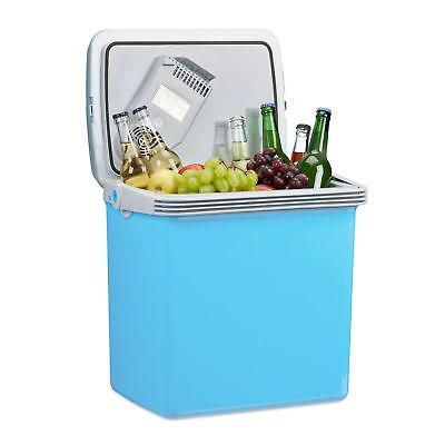 Kühlbox für Auto elektrische Warmhaltebox Isolierbox Kühltasche 12V 230V Stecker
