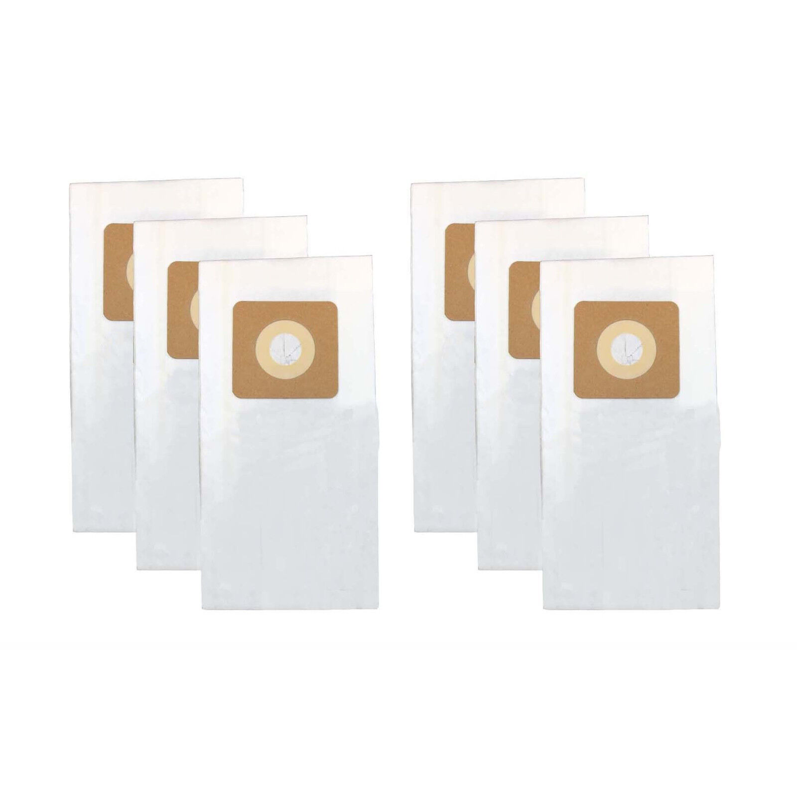 6 VACUUM BAGS for BISSELL STYLE 1 & 7, 30861  MICROLINED