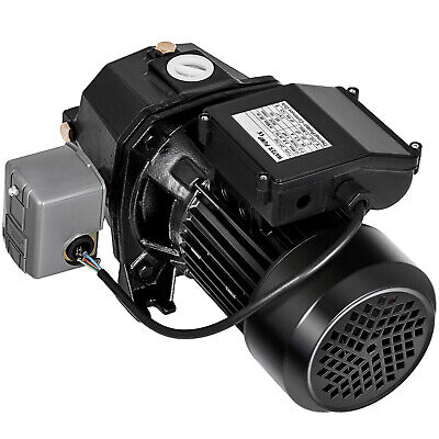 1 Hp Shallow Well Jet Pump W Pressure Switch 110v Water Ip44 Irrigation 16.7gpm