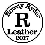 Rowdy Ryder Leather