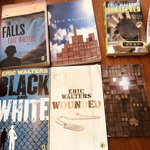 6 fiction books Eric Walters