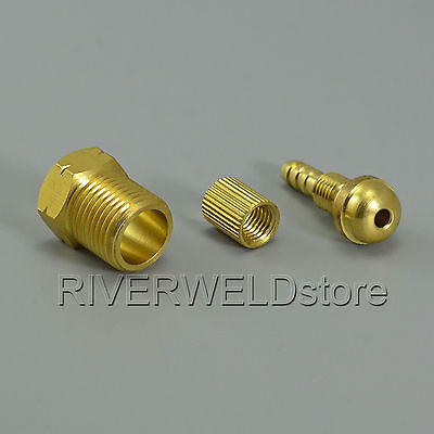Miller Water Quick Fitting Hose Connector Fit Plasma Cutter Tig Welding Torch