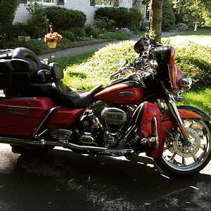 2007 Harley Ultra CVO